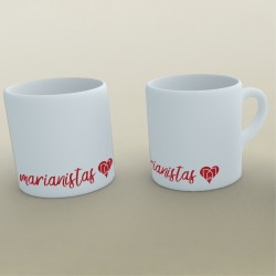 Taza Marianistas Corazón